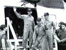 アポロ13乗組員